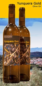 Yunquera Gold olive oil