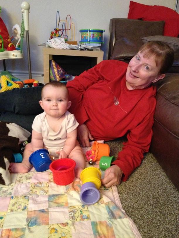 Matilda and GL April 2013 1